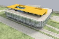 Administrativní budova Rigips