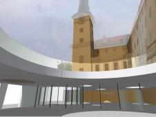 Rekonstrukce zámku Zelená Hora